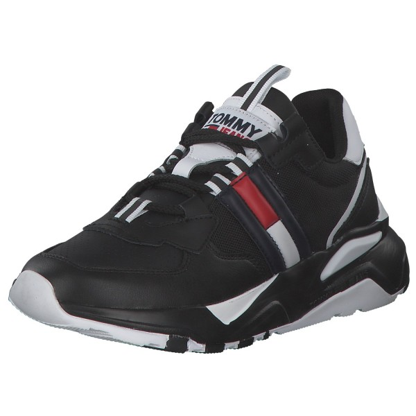 Tommy Hilfiger Damen Sneaker EN0EN01138-BDS Blau
