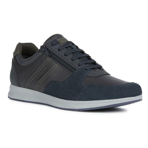 Geox U Avery B Herren Sneaker U02H5B-0MEV2/C4002 navy