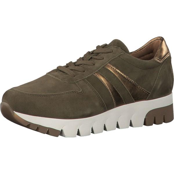 Tamaris Damen Sneaker 1-1-23741-25/715 grün