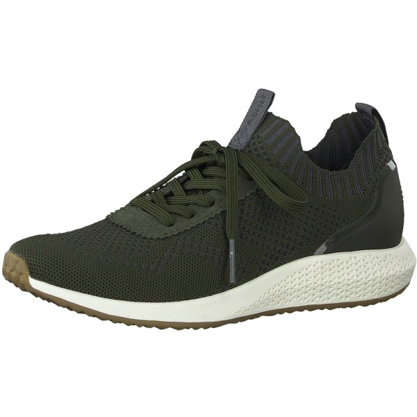 Tamaris Fashletic Damen Sneaker 1-1-23714-25/722 olive