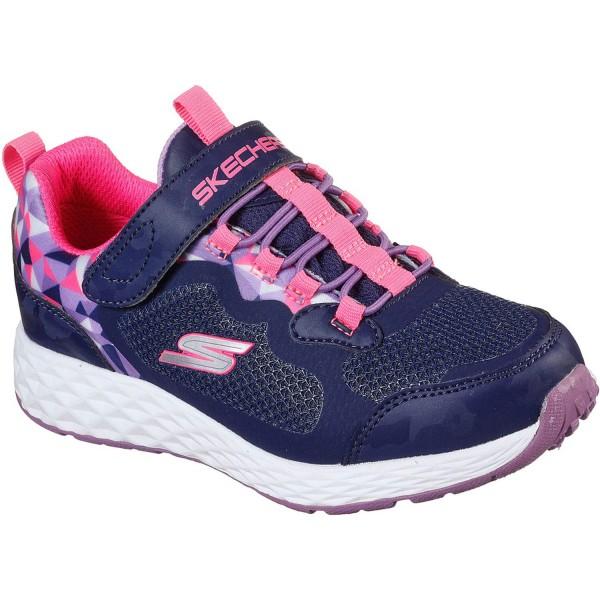 Skechers Tread Lite 302418L NVY Blau/Pink