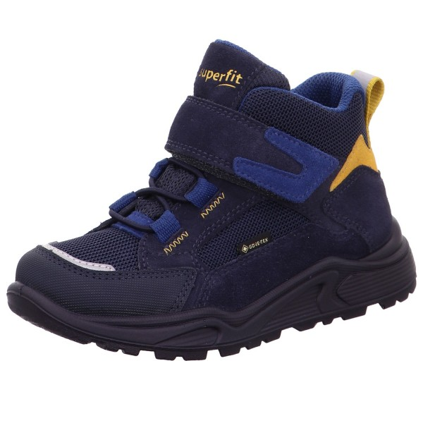 Superfit Blizzard Kinder Sneaker 1-009325-8000 blau