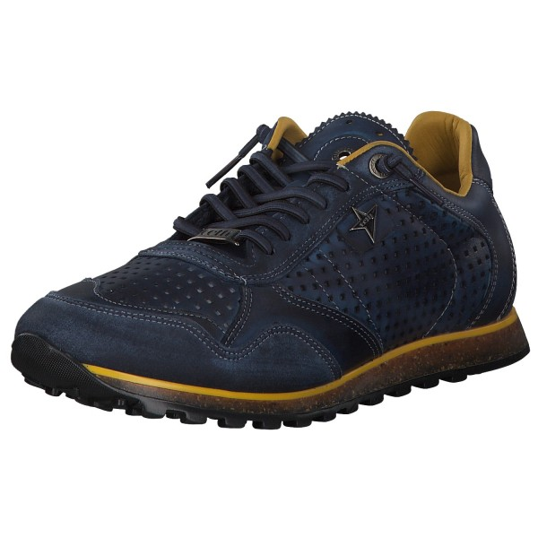 Cetti Herren Sneaker C848 blau