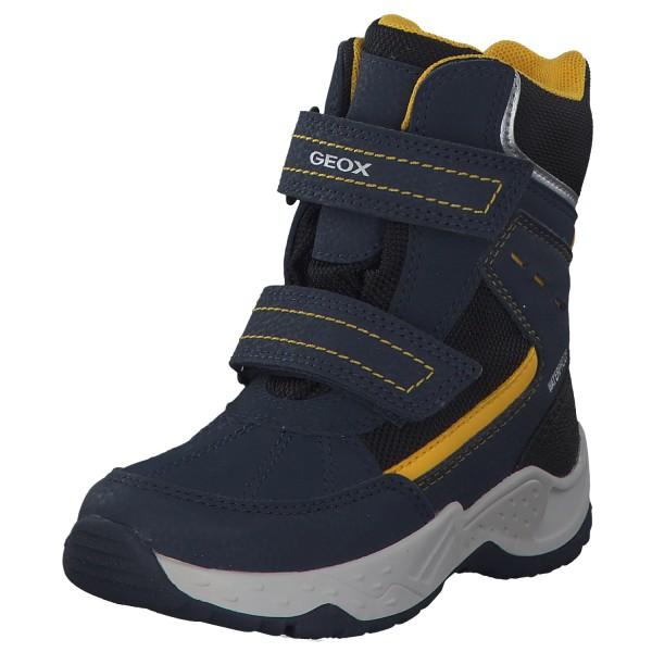 Geox Sentiero Boy Burschen Stiefel J04CEB-0CEFU/C0657 blau