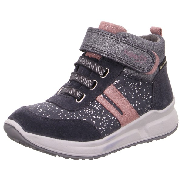 Superfit Merida Hs Kinder Sneaker 1-009184-2000 grau