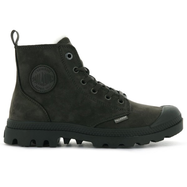 Palladium Pampa High Z Damen Stiefel 95982-213-M Schwarz