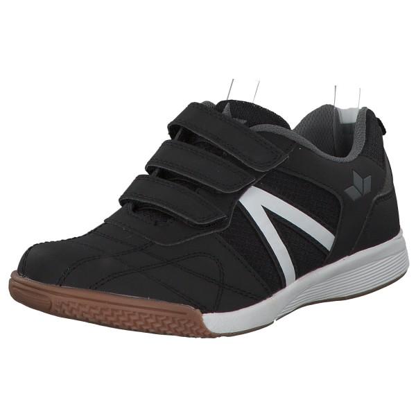 Geka First Indoor V Kinder Sneaker 360738 schwarz
