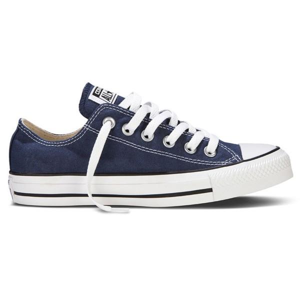 Converse Chucks Low blau