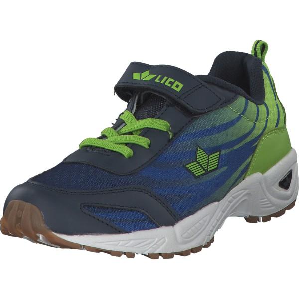 Geka Ben VS Kinder Sneaker 360703 blau