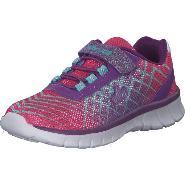 Geka Lenja VS Kinder Sneaker 590237 pink