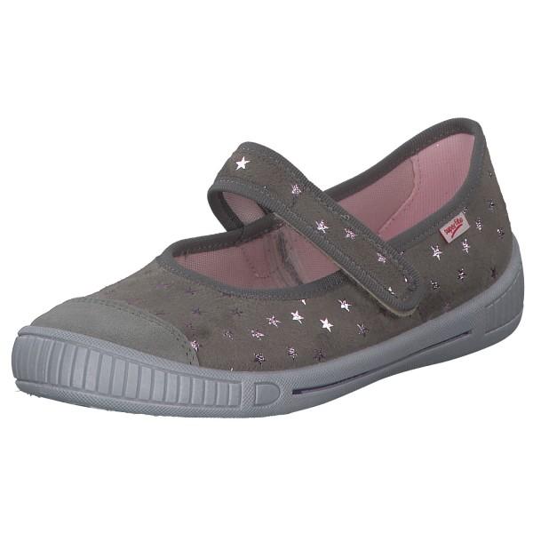 Superfit Bella Kinder Sneaker 000261-2000 Grau