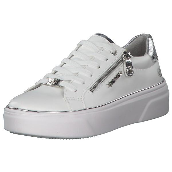 Dockers 46BK202-610591 Weiß/Silber
