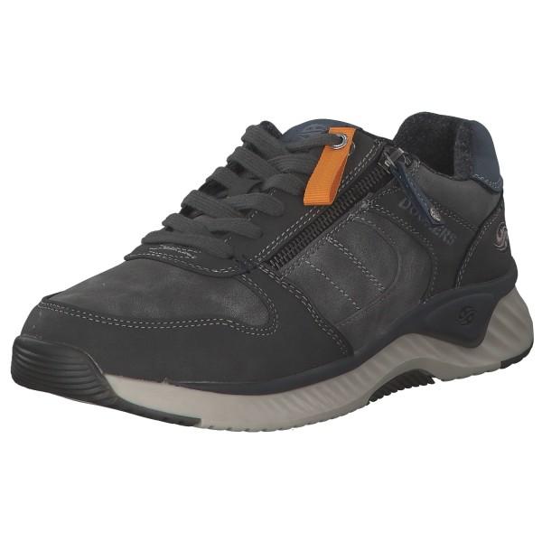 Dockers Herren Sneaker 47MT006-600220 Grau