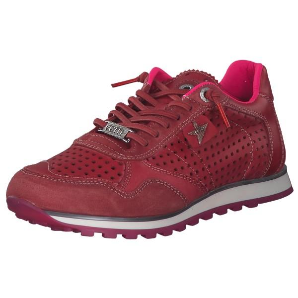 Cetti Damen Sneaker C848 SRA rot