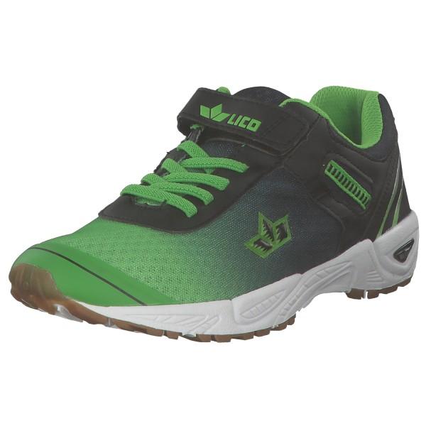 Geka Barney VS Kinder Sneaker 360628 grün