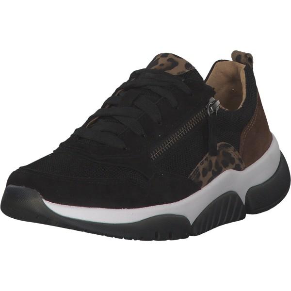 Gabor Florenz Damen Sneaker 56.938.47 schwarz