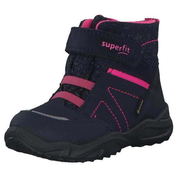 Superfit Glacier Kinder Stiefel 1-009227-8010 blau
