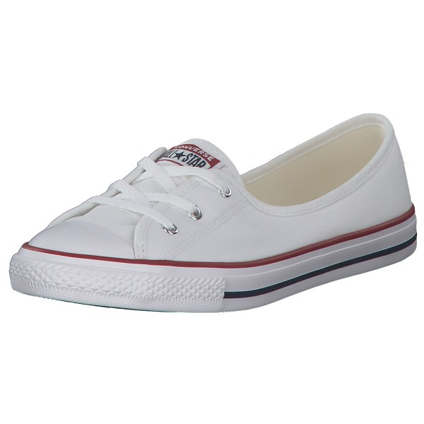 Converse Ballet Lace 566774C Weiß/Rot