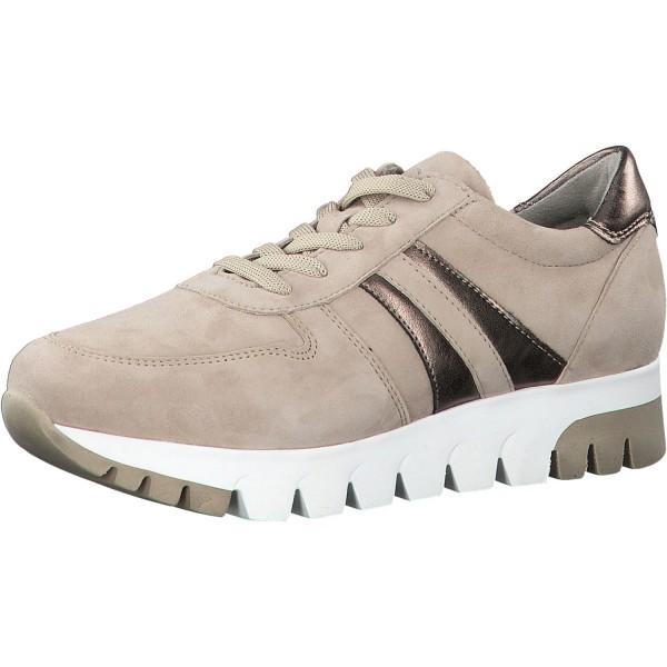 Tamaris Damen Sneaker 1-1-23741-25/359 beige
