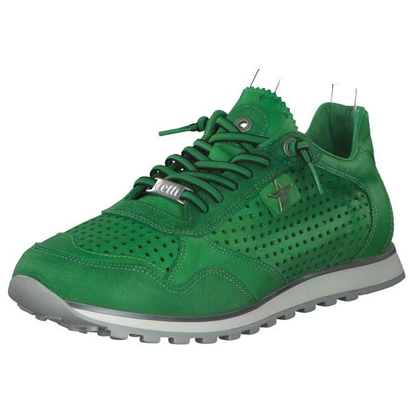 Cetti Herren Sneaker C848 grün