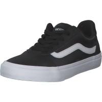 Vans Ward Deluxe Damen Sneaker VN0A3TLA05Q1 schwarz