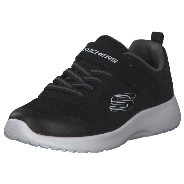 Skechers Dynamight Ultra Torque Kinder Sneaker 97770L Schwarz