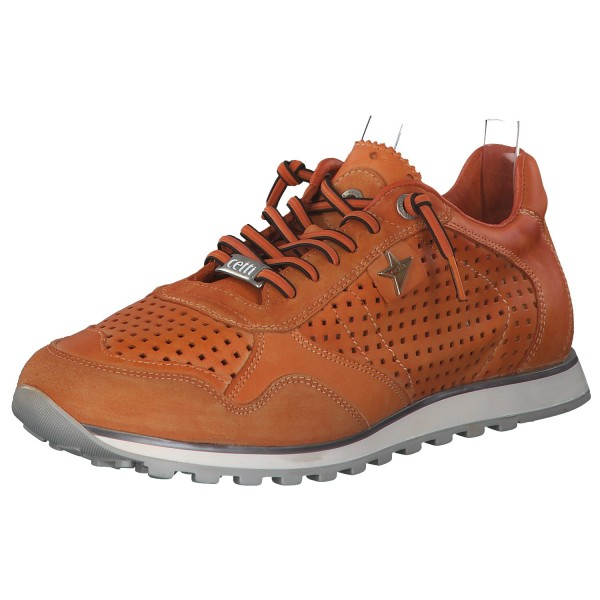 Cetti Herren Sneaker C848 braun