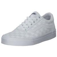 Vans Ward Checkerboard Damen Sneaker VN0A3IUNW511 Weiß
