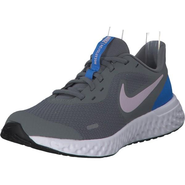 Nike Revolution 5 Kinder Sneaker BQ5671-051 grau