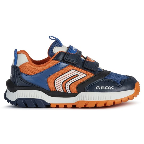 Geox Tuono J02AXA-014BU/C0659 Blau/Orange