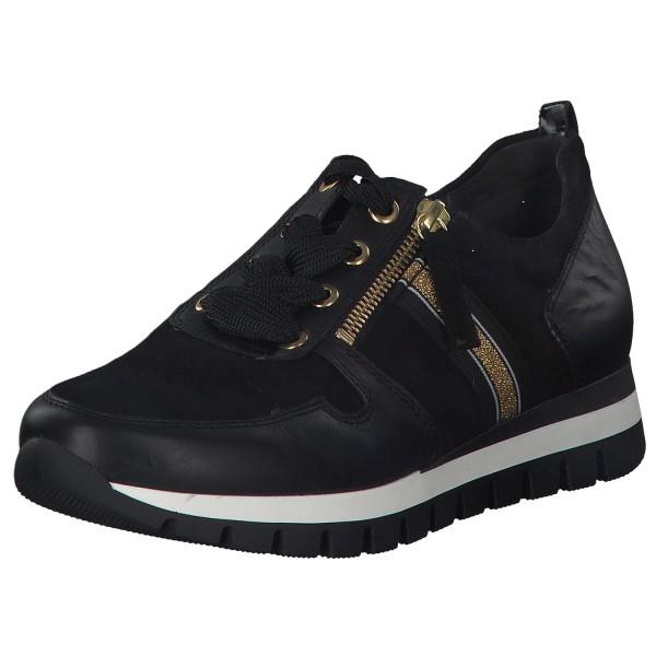 Gabor Turin Damen Sneaker 56.435.47 Schwarz