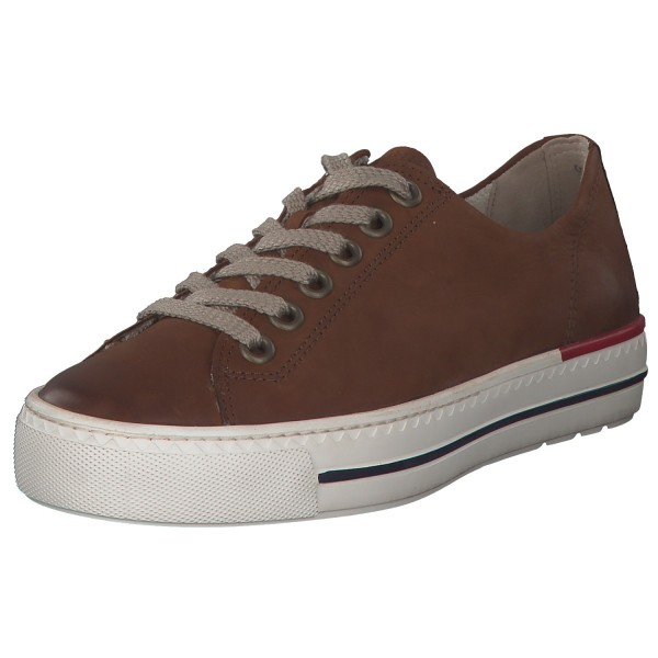 Paul Green Damen Sneaker 4704-357 Braun