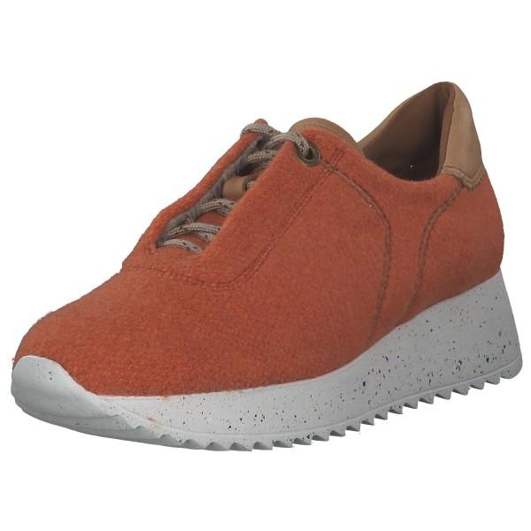 Paul Green Damen Sneaker 4984-037 Orange