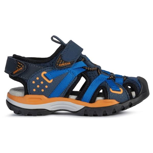 Geox Strada J920RB-0CE14/C0659 Blau/Orange