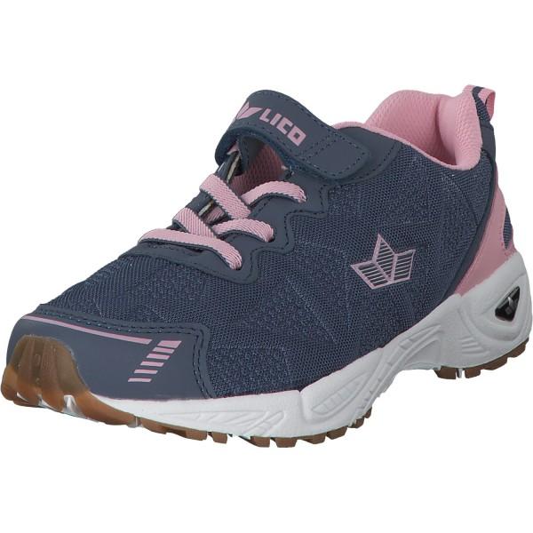 Geka Flori VS Kinder Sneaker 360730 grau
