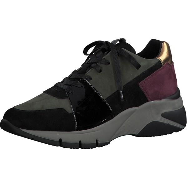 Tamaris Damen Sneaker 1-1-23765-25/788 grün