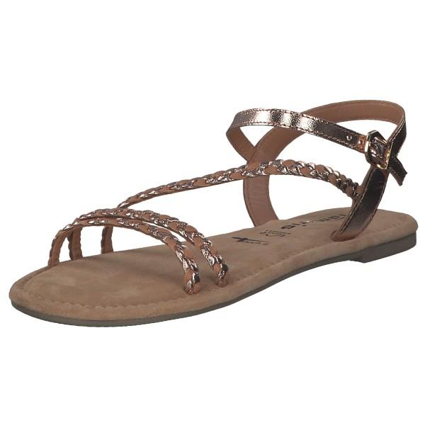 Tamaris Damen Sandale 28113 copper
