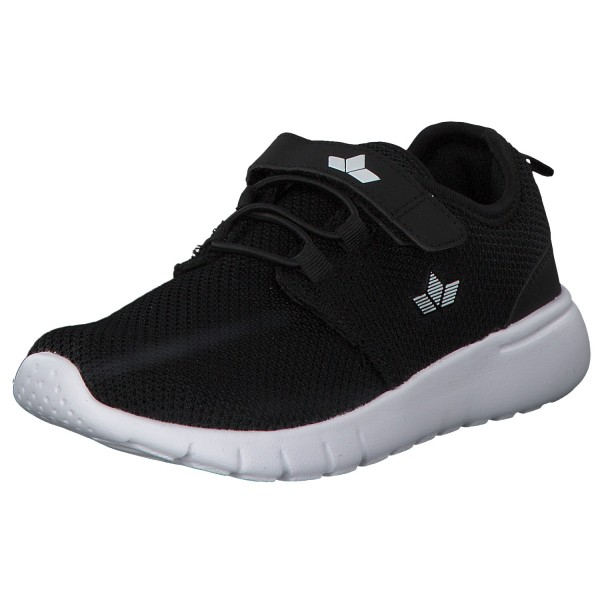 Geka Pancho VS Kinder Sneaker 590159 011 schwarz