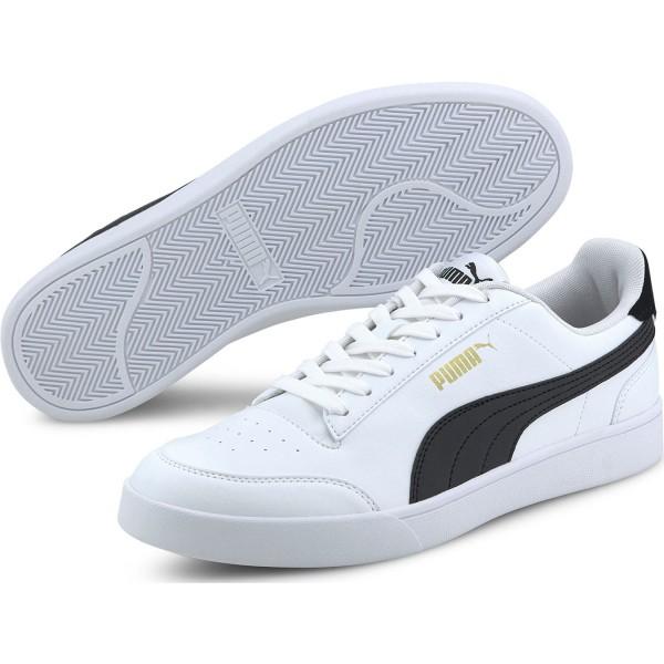 Puma Shuffle 309668/003 Weiß