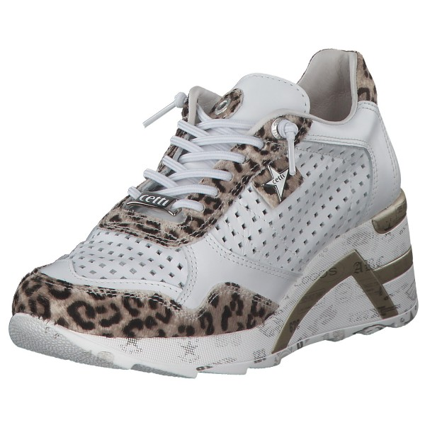 Cetti Damen Sneaker C1143 weiß