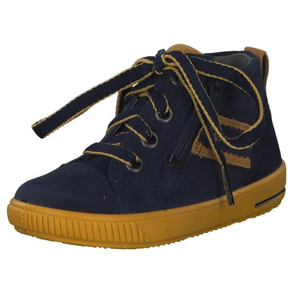 Superfit Moppy Kinder Sneaker 1-000349-8000 Blau/Gelb