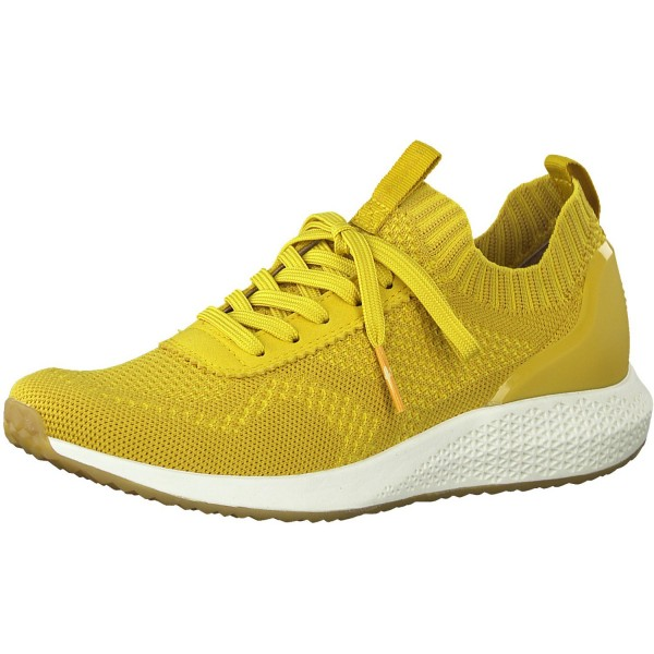 Tamaris Fashletic Damen Sneaker 1-1-23714-25/600 gelb