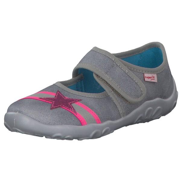 Superfit Bonny 5-00281-20 Grau/Pink