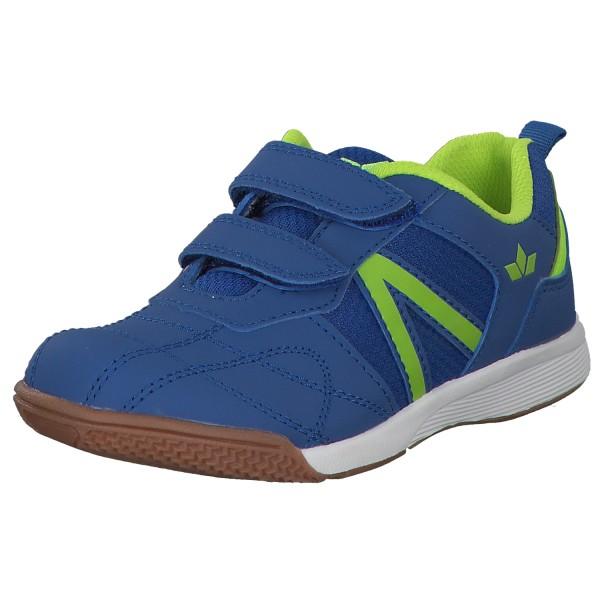 Geka First Indoor V Kinder Sneaker 360737 blau